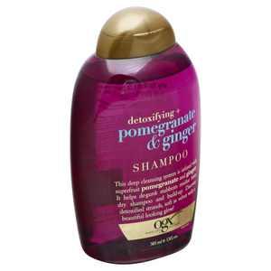 OGX Detoxifying Pomegranate & Ginger Shampoo