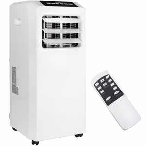 Barton Portable Air Conditioner Dehumidifier & Fan A/C Cooling for Rooms up to 250 Sq. ft with Remote Control Kit