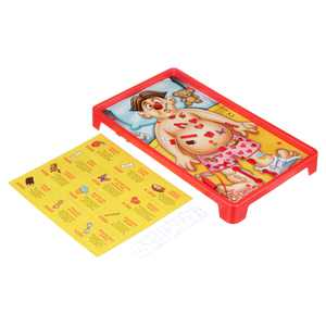 Operation Board Game, Includes Activity Sheet