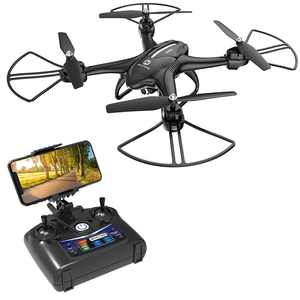 Holy Stone HS200D RC Drone with Camera Quadcopter for Kids & Beginners RC Helicopter with Altitude Hold 3D Flips Heldless Mode