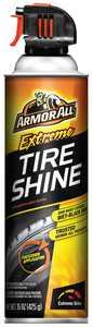 Armor All Extreme Tire Shine Aerosol, Tire Shine Spray (15 ounces)