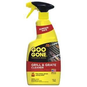 Goo Gone Grill & Grate Cleaner and Degreaser - 24 Ounce