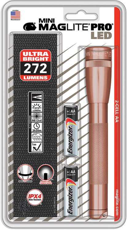 MAGLITE LED 272 Lumens Flashlight