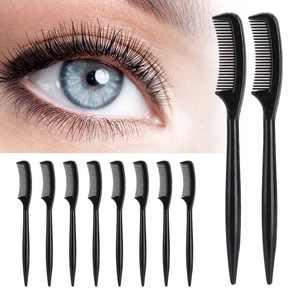 OTVIAP Makeup Tool , Eye Lashes Separator,10pcs / Set Plastic Eyelashes Comb Portable Beauty Makeup Eye Lashes Separator Tool