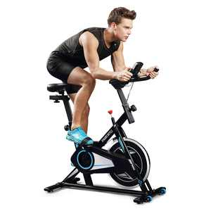 Exercise Bike Indoor Cycle Exercise Indoor Bike For Workout Fitness HFON