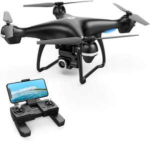 Holy Stone HS100 Drone with GPS 2K Camera RC Quadcopter with GPS Return Home for Beginners and Adults