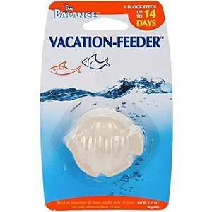 Penn Plax PP01373 Pro Balance Fish Shape 14 Day Vacation Feeder