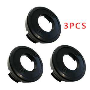 3 Pack String Trimmer Bump Cap For ST4500 Black & Decker 682378-02 Trimmer Part