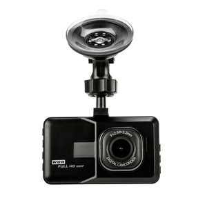 "Pilot 1080p Dash Cam 3"" Screen w/ 8GB SD Card"