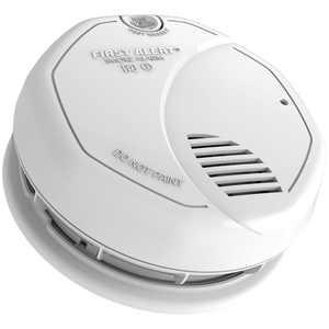 First Alert SA3210 10 Year Lithium Photoelectric & Ionization Smoke Alarm