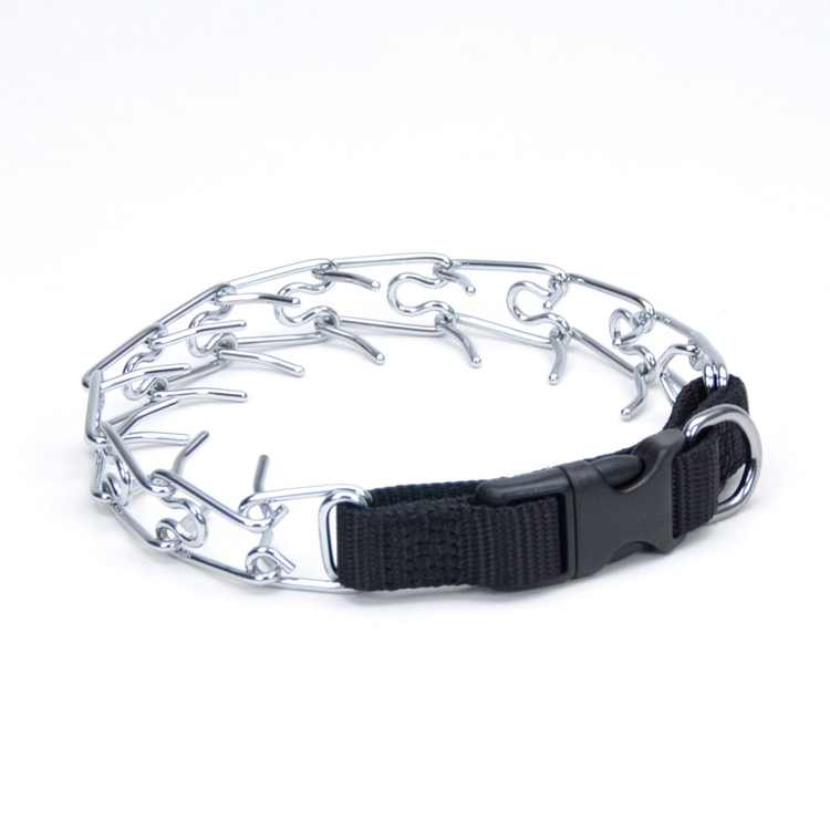 """Coastal Pet Products Titan Easy-On Dog Prong Training Collar with Buckle Large 19"""" x 2.50"""" x 2.5"""""""
