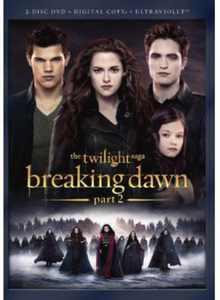 The Twilight Saga: Breaking Dawn, Part 2 (DVD)