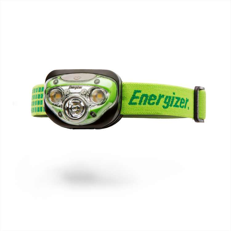 Energizer Vision HD+ 350 Lumen LED Headlamp, Includes Batteries