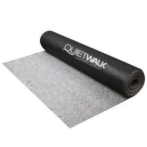 QuietWalk 100 Square Foot Luxury Vinyl Sound Reflecting Flooring Underlayment