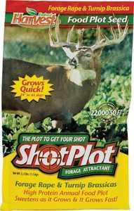 Evolved Harvest ShotPlot Premium Forage Brassicas