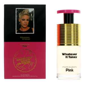 Whatever It Takes Pink by Apple Beauty, 3.4 oz EDP Spray for Women
