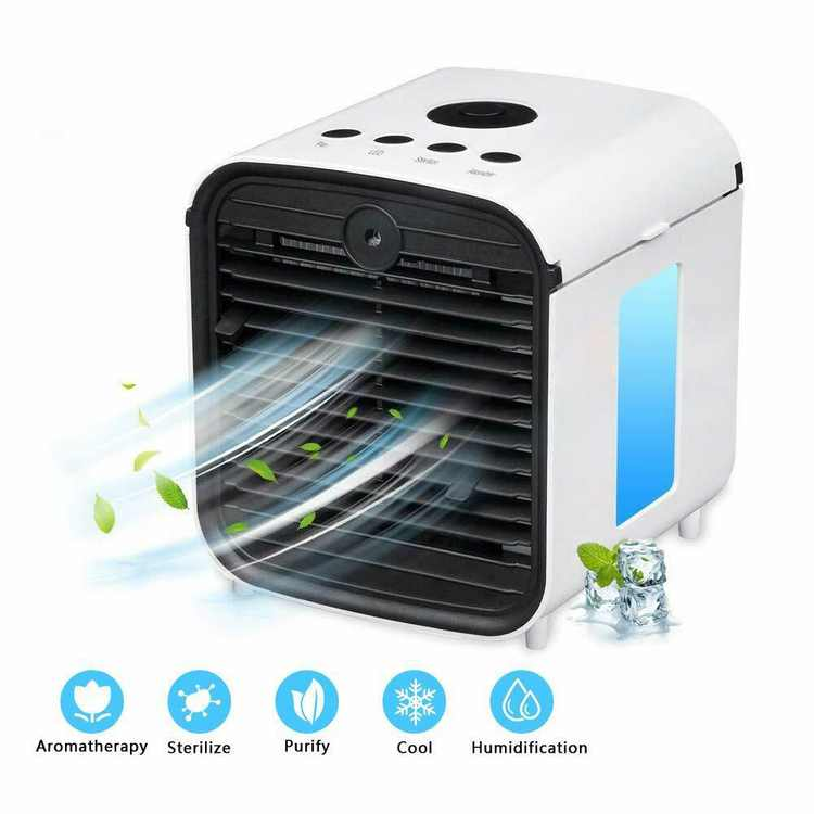Air Conditioner Portable Home&Auto Heat Sink Ice Air Condition Without Cell Delivery