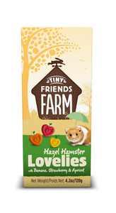 Tiny Friends Farm Hazel Hamster Lovelies, Treat 4.23oz