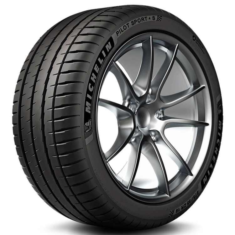 Michelin Pilot Sport 4 S 245/40ZR18XL 97Y Tire.