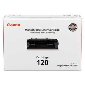 Canon, CNMCARTRIDGE120, Cartridge 120 Toner Cartridge, 1 Each