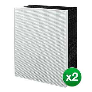 Replacement Filter A For Winix Purifier 115115 C535 53002 P300 5300 Cleaner (2P)