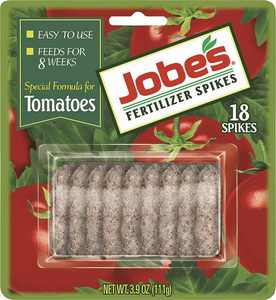 TOMATO FERTILIZER SPIKES 18PK