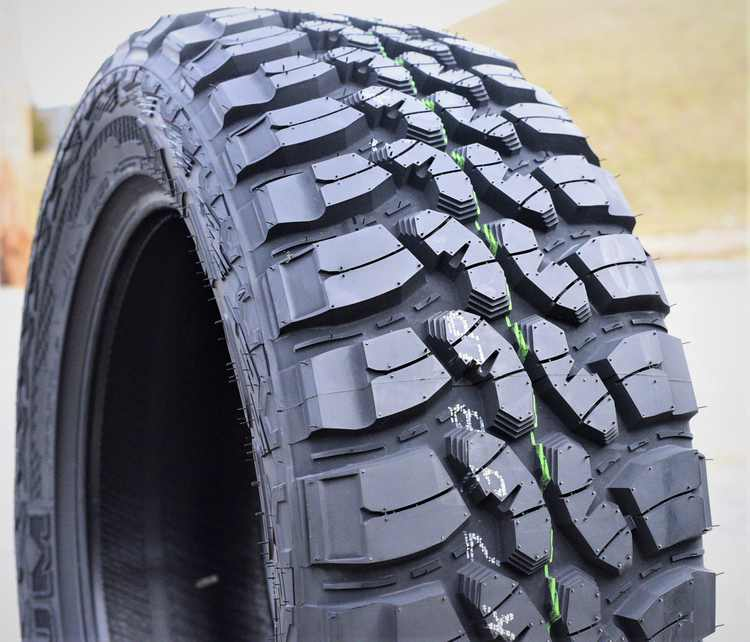 Forceum M/T 08 Plus LT235/75R15 Load C 6 Ply MT Mud Tire