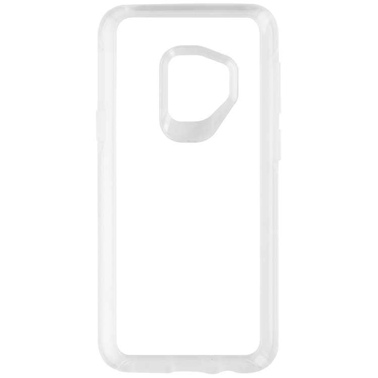 OtterBox Symmetry Series Case for Samsung Galaxy S9 - Clear/Frosted Border (Refurbished)