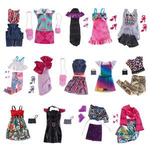 Sparkle Girlz Single Fashion Outfit ( Set of 14 Pack) by ZURU
