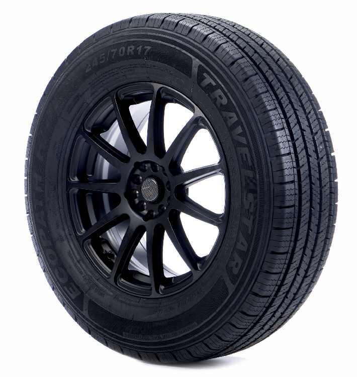 Travelstar EcoPath H/T All-Season Tire - LT235/85R16 E 10ply