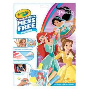 Crayola Color Wonder Princess Foldalope