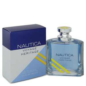 Nautica Voyage Heritage by Nautica for Men 3.4 oz EDT Sp