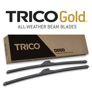 """TRICO Gold All Weather Beam Wiper Blade Twin Pack (20"""", 20"""")"""