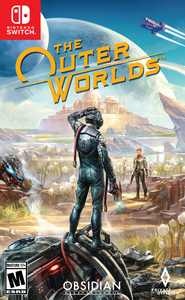 The Outer Worlds, Private Division, Nintendo Switch, 710425555176