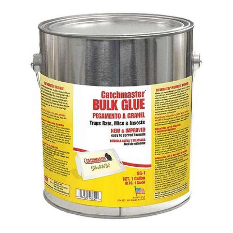 Catchmaster BG-1 1 Gallon Bulk Rodent Trap Glue