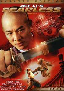 Jet Li's Fearless (Unrated) (DVD)