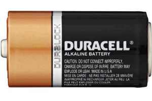 Duracell Coppertop C Batteries 12/Box