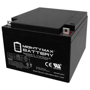 ML26-12 12V 26AH Replacement Battery for UB12260-ER