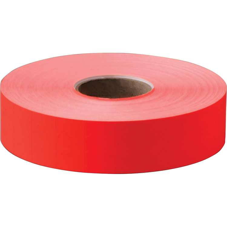 Monarch Model 1131 Pricemarker Labels, Red, 1 Pack (Quantity)