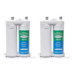 Replacement Aqua Fresh WF275  Water Filter for Frigidaire WF2CB / PureSource2 (2 pack)