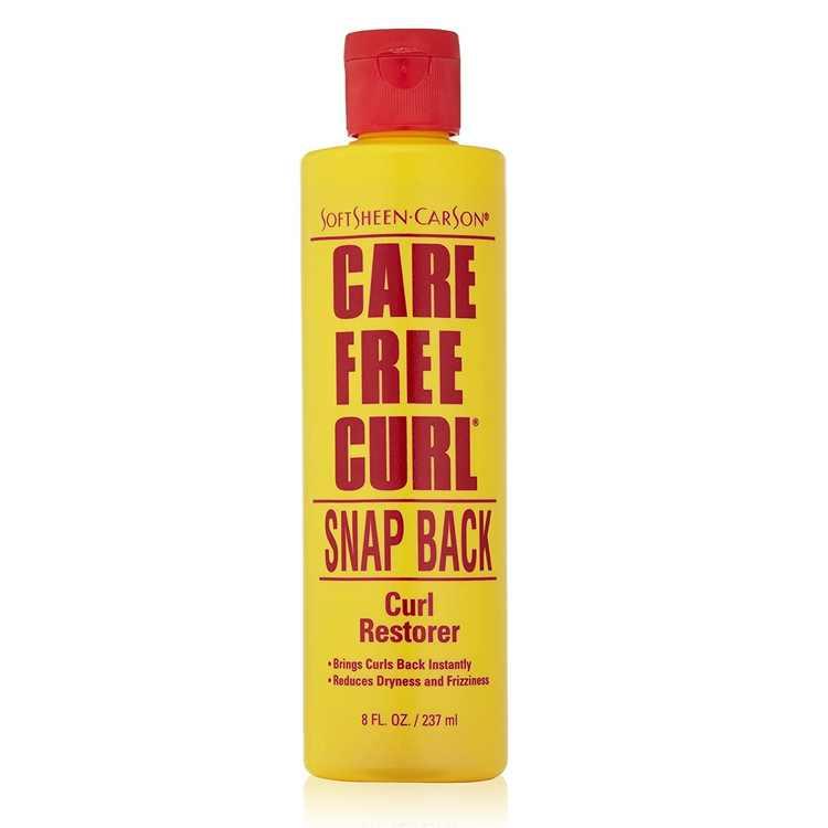 Cfc Snap Back Curl Restore 8 Oz.