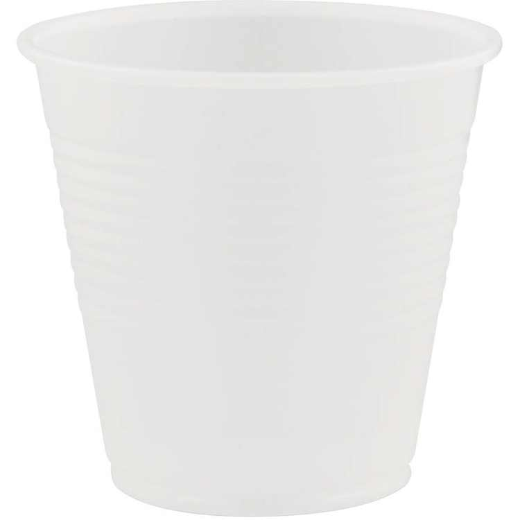 Dart Conex Galaxy Polystyrene Plastic Cold Cups, 5 oz, 100/Pack -DCCY5PK