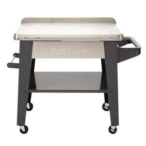 Cuisinart Stainless Steel Outdoor Prep Table