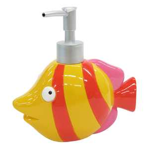 Fish Tails Resin Lotion Pump by Allure Home Creation