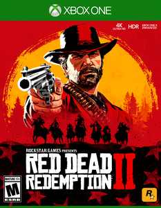 Red Dead Redemption 2, Rockstar Games, Xbox One