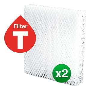 Replacement Humdifier Filter HFT600 Fits Honeywell HEV620B Humdifier- 2 Pack
