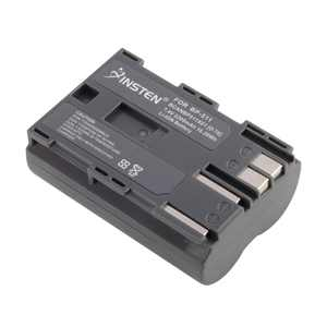 Insten BP-511 BP-511A Li-Ion Battery for Canon EOS 50D 40D 30D 20D 20Da 10D 5D 300D PowerShot G1 G2 G3 G5 G6 Pro1