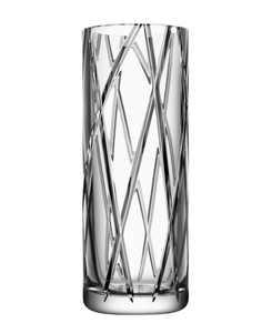 CLOSEOUT! Explicit Stripes Large Vase