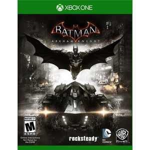 Warner Brothers Batman: Arkham Knight Xbox One, [Physical], 883929468331