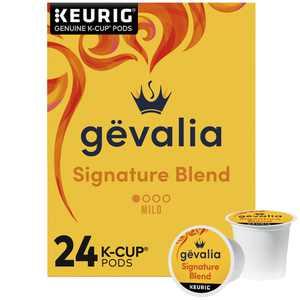 Gevalia Signature Blend Coffee K-Cup Coffee Pods, 24 ct Box